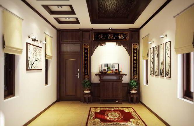 Tóp 7 mẫu thiết kế phòng thờ gia đình Siêu Đẹp, Sang Trọng Nhất