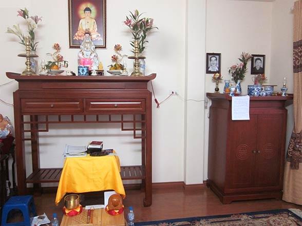 Bộ sưu tập tranh treo phòng thờ đẹp nhất 2019