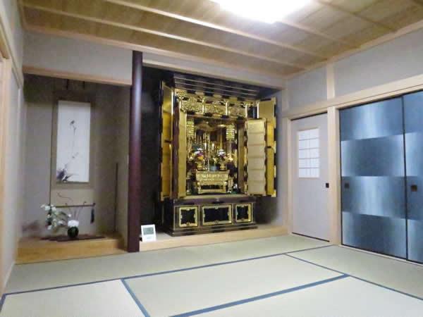Tham khảo một số mẫu phòng thờ kiểu Nhật Siêu Đẹp năm 2019