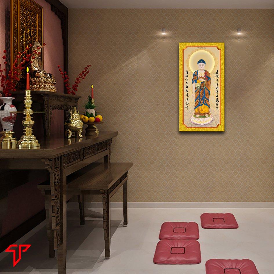 Những mẫu phòng thờ ở Đống Đa do Bàn Thờ Việt thi công